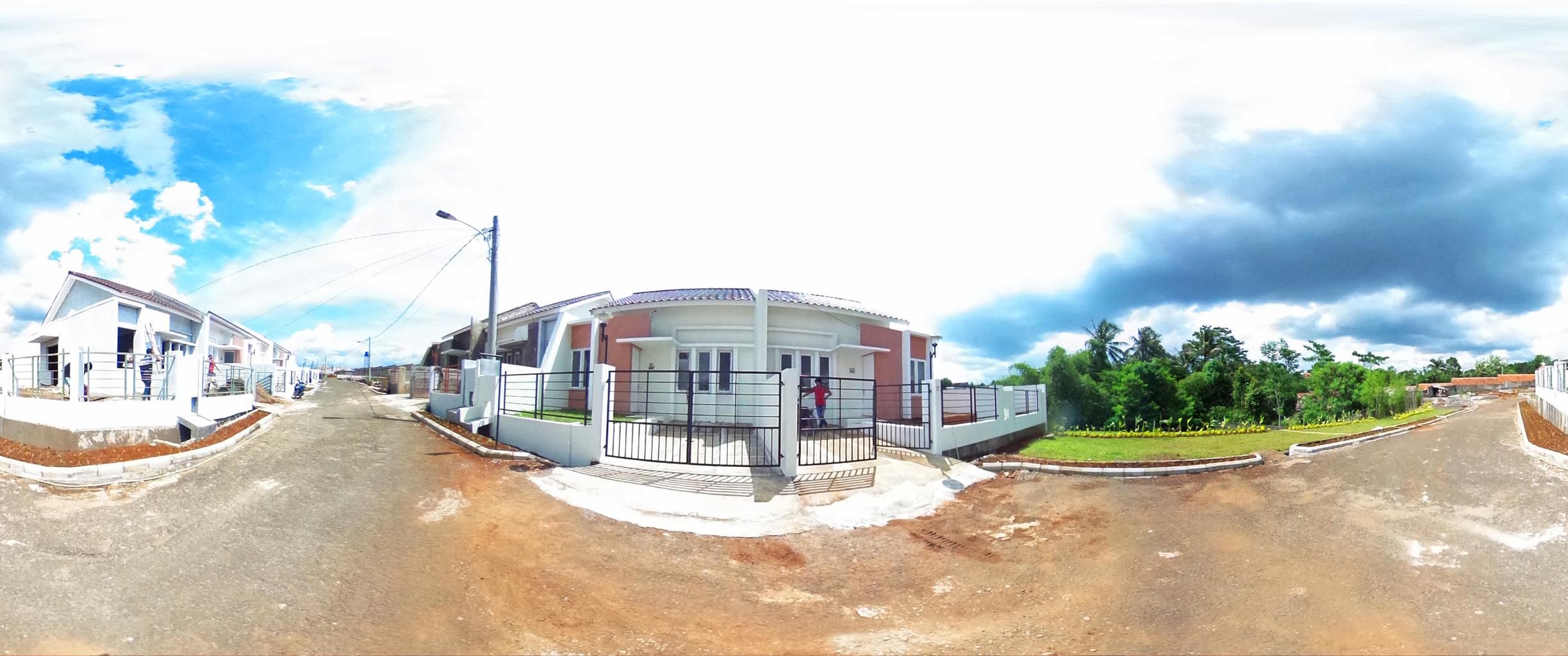 Virtual reality tour photo sphere Nusa Indah Residence 11